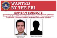 SamSam wanted poster
