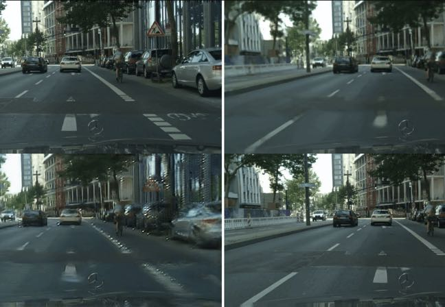 Nvidia trains neural network to generate cityscapes