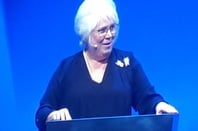 Marina Kaljurand, former foreign secretary for Estonia