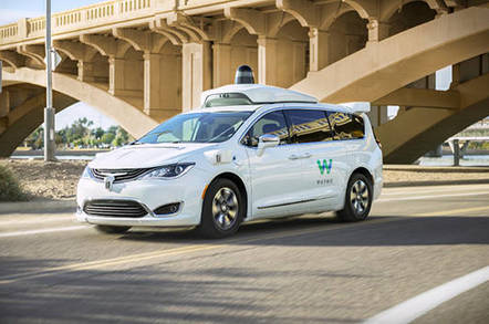 Waymo's revolutionary driverless robo-taxi service launches