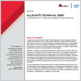 Alleviate Technical Debt