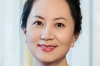 Meng Wanzhou of Huawei