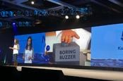 Janet Kuo, Google, at KubeCon 2018 in Seattle