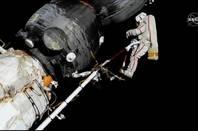 Soyuz Spacewalk