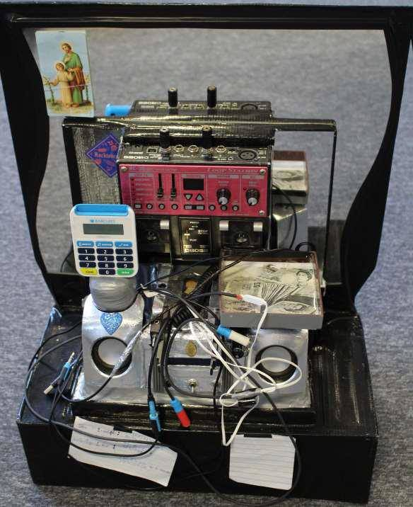 Fraud device seized by police