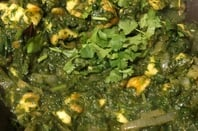 Saag Recipe Teaser