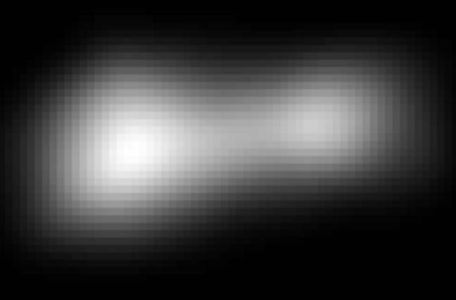 NASA's New Horizons Shows Image of Snowman-Like Object