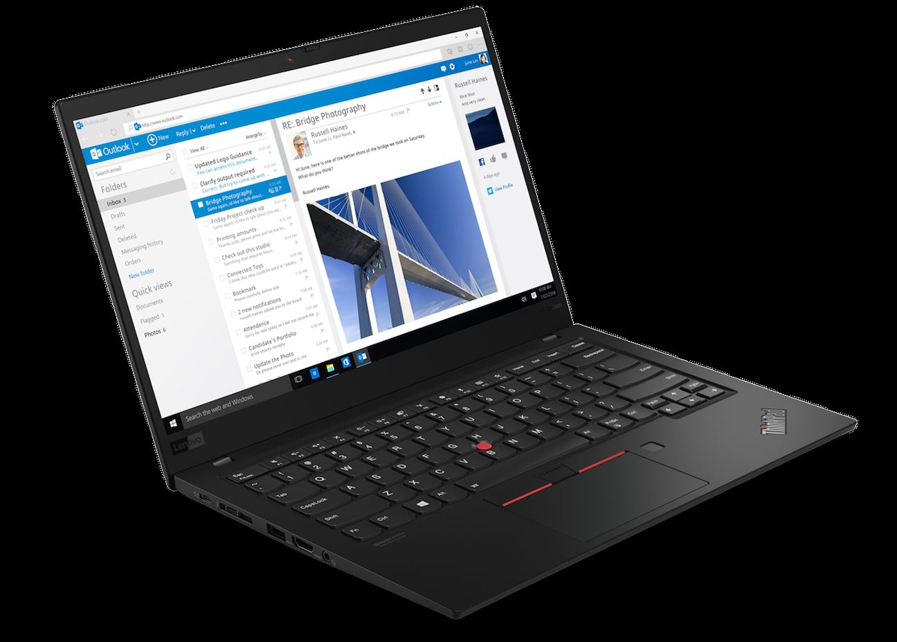 Before dipping a toe in the new ThinkPad high-end, make sure your