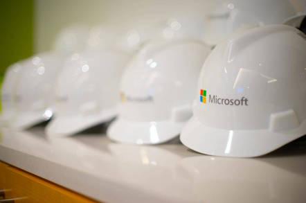 Microsoft Hard Hats (pic: Microsoft)