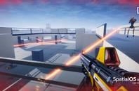 Demo FPS game built using SpatialOS