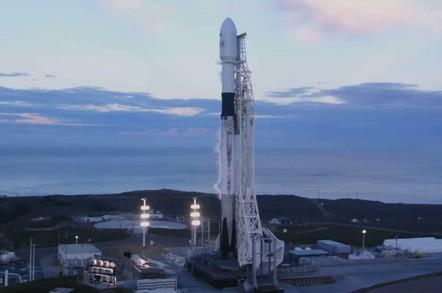 SpaceX Iridium-8