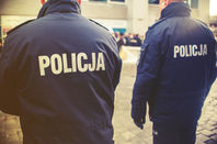 Police (Policja) officers in Poland