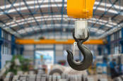 Factory crane