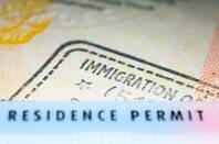 uk residence permit visa stamp