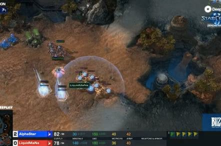Human StarCraft II e-athletes crushed by neural net ace – DeepMind's