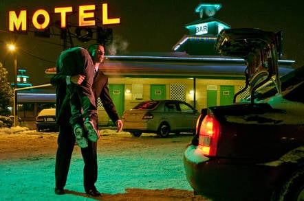 Just your ordinary average motel