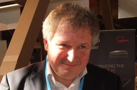 Janko Mrsic-Flogel, MD of Planet Computers Ltd