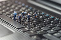 keyboard cops