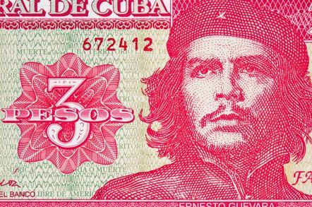 Che Guevara bank note