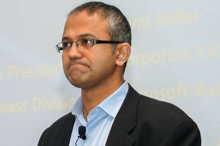 Satya Nadella from the archives (2007)