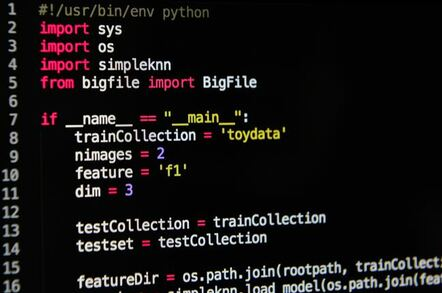 Website programming? Pffft, so 2011  Python's main squeeze