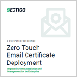 Zero Touch Email Certificate Deployment