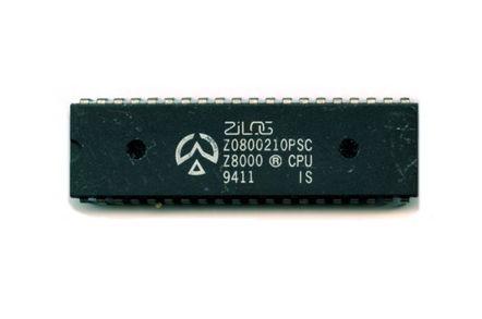 ZILOG Z8000-CPU