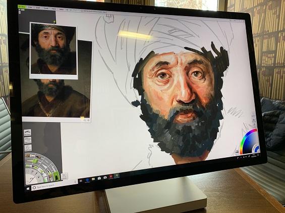 Surface Studio 2: The Vulture rakes a talon over Microsoft's latest box of desktop delight