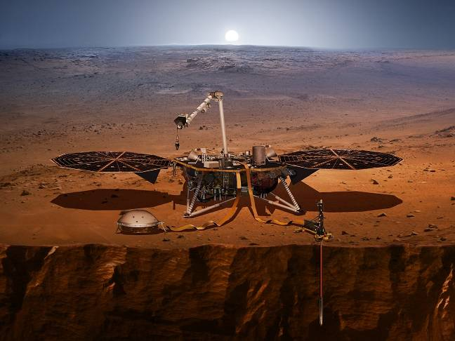 NASA Bids Farewell To Opportunity Rover As Mission Comes To End