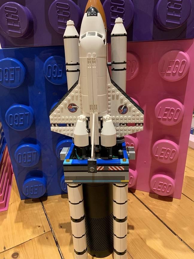 Project Alias - Lego cover