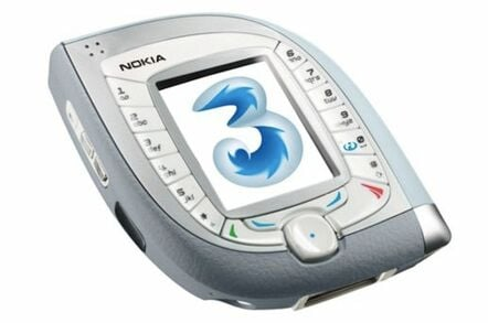 Nokia 3G from 2003