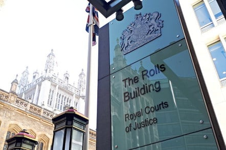 The Rolls Building, home of the High Court's Chancery Division