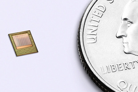 Infineon Real3 3D chip