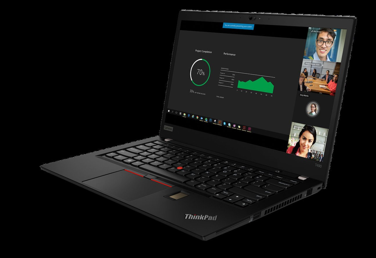 Lenovo kicks down door of MWC, dumps a stack of sexy new