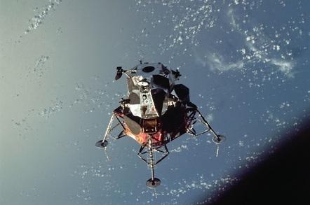 Apollo 9 (pic: NASA)