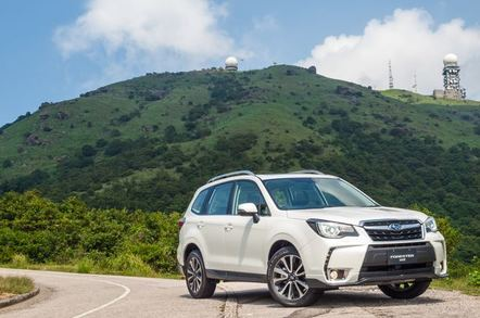 Sniff the love: Subaru's SUVs overwhelmed by scent of hair
