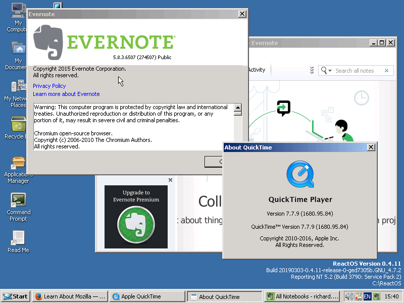 ReactOS 0.4.11 makes great strides towards running Windows apps without the Windows