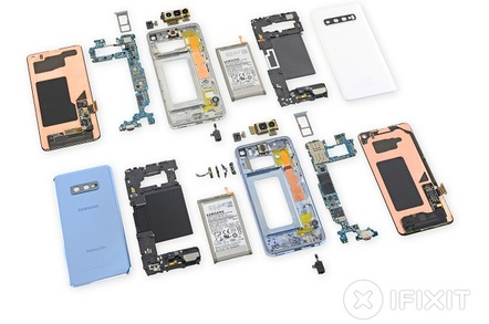 Galaxy S10 Teardown