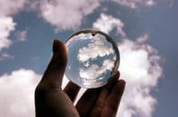 cloud crystal ball