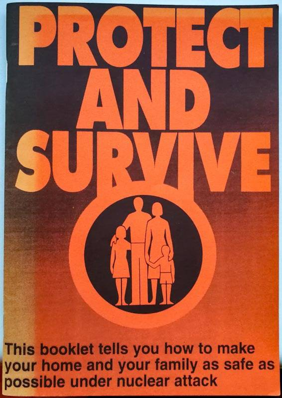 Protect and Survive front cover