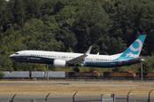 Boeing 737-Max 9 on Shutterstock