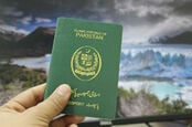 pakistan passport