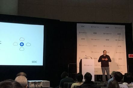 Sunil Rayan, Google Cloud for Games at GDC 2019