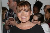 UK breakfast tv presenter lorraine kelly