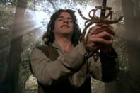 My name is inigo montoya - you killed my father. still from the princess bride (c) Twentieth Century Fox