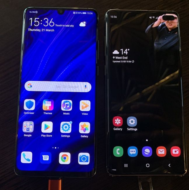 Huawei's 2019 flagship smartphones: 'Things nobody else can do' but