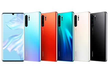Huawei P30 Pro: Nifty camera tricks haven't made mobe