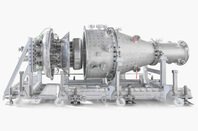 Reaction Engines' precooler test article. Supplied photo