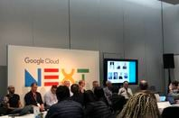 Google Cloud Next '19 press conference