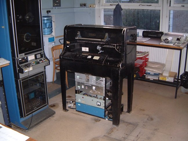 Dundee Satellite Receiving Station hardware